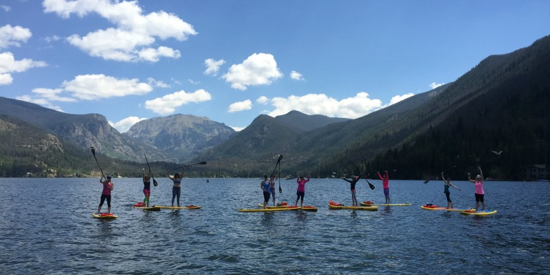 Colorado Paddle Adventure